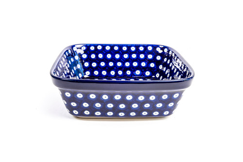 Square Baking Dish (Blue Eyes)