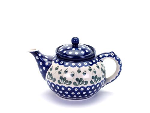 Teapot (1.2 Litres) (Love Leaf)