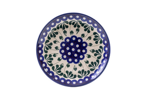 Breakfast Plate (20 cm) (Love Leaf)