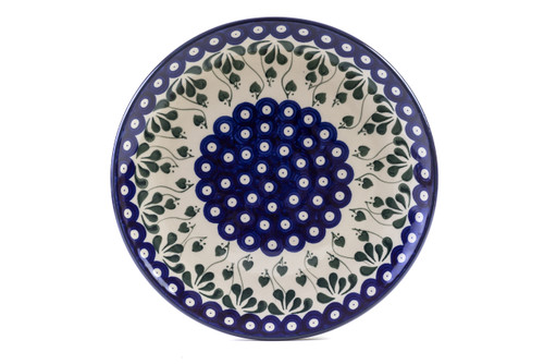 Dinner Plate (27 cm) (Love Leaf)