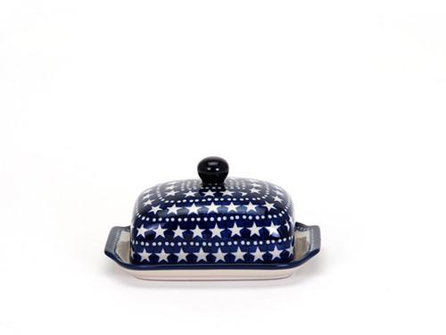Butter Dish (Midnight Star)