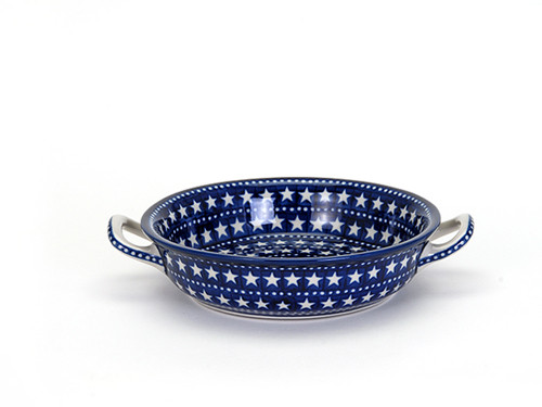 Oven Dish with Handles (small) (Midnight Star)