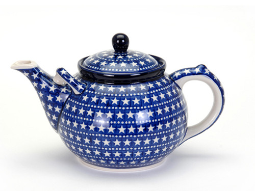 Teapot (1.8 Litres) (Midnight Star)