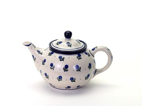 Teapot (0.9 Litre) (Sloeberry)