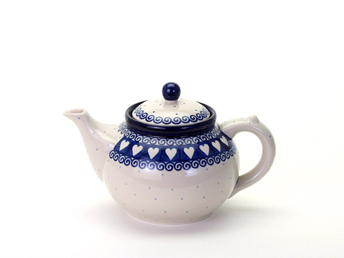 Teapot (1.2 Litres) (Light Hearted)