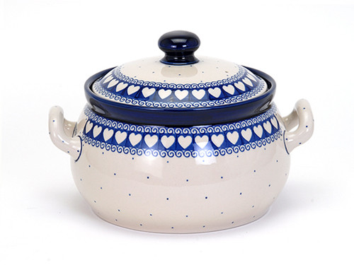 Casserole Dish (large) (Light Hearted)