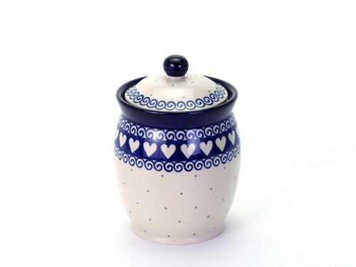 Storage Jar (large) (Light Hearted)