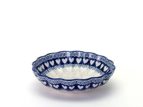 Frilled Dish (medium) (Light Hearted)