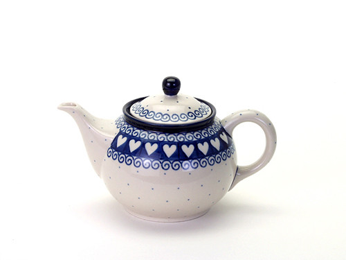 Teapot (0.9 Litre) (Light Hearted)
