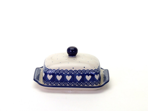 Butter Dish (Light Hearted)