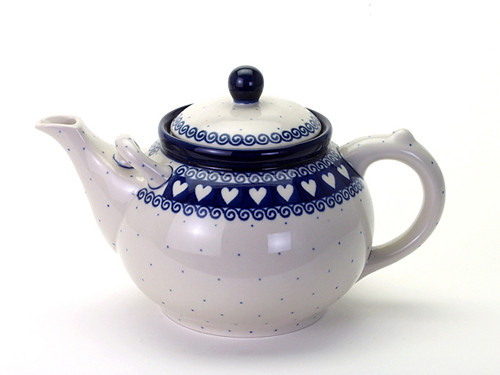 Teapot (1.8 Litres) (Light Hearted)