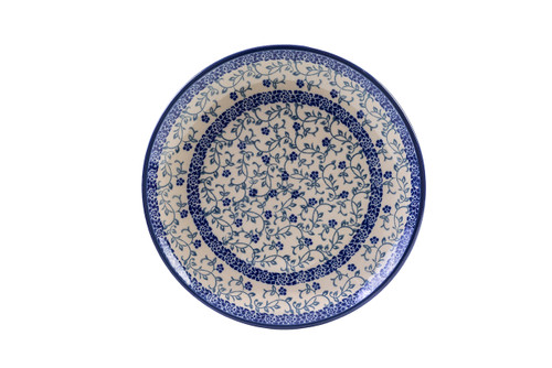 Breakfast Plate (20 cm) (Forget Me Not)