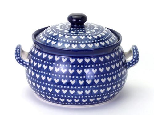 Casserole Dish (large) (Heart to Heart)