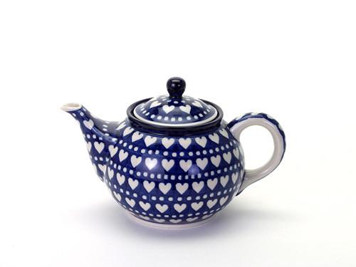 Teapot (0.9 Litre) (Heart to Heart)