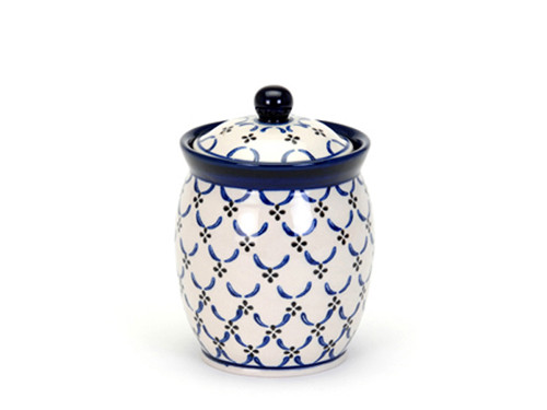 Storage Jar (large) (Trellis)