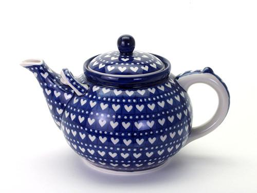 Teapot (1.8 Litres) (Heart to Heart)