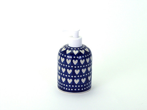 Soap Dispenser (Heart to Heart)