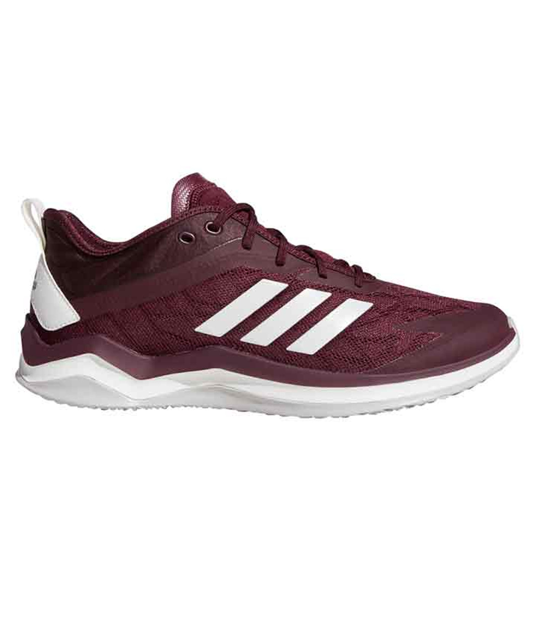 Adidas Maroon Speed Trainer 4 Shoes