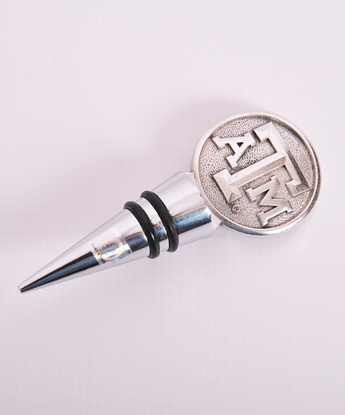 Heritage Pewter Cone Bottle   Stopper