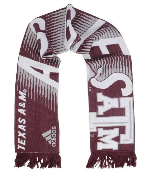Adidas Logo Jacquard Scarf