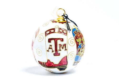 Kitty Keller Boots Christmas Ornament