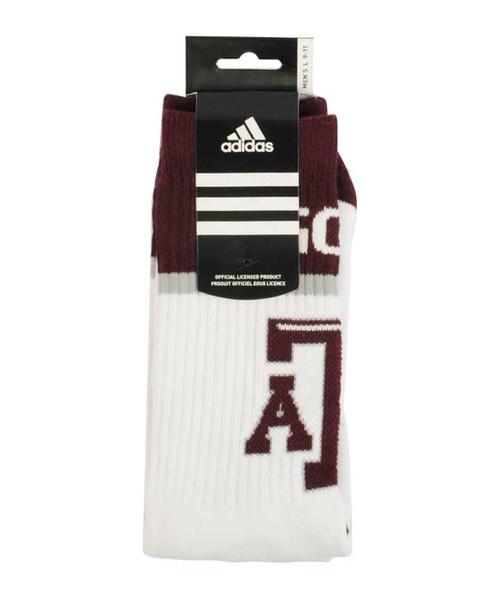 Adidas Men's One Stripe Crew Socks