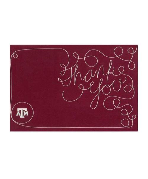 Paulson Designs 4 X 6 Thank You Card