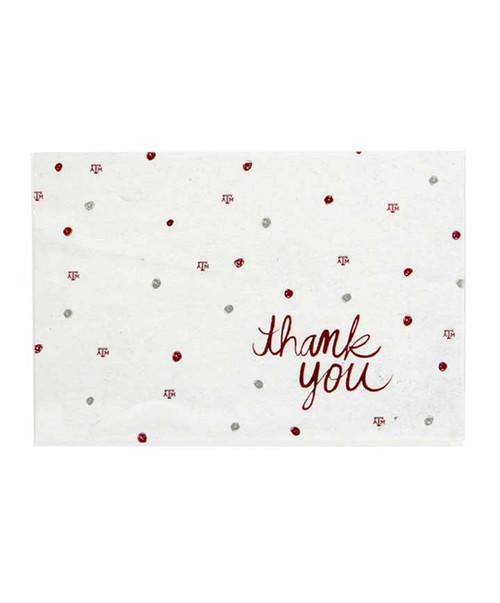 Paulson Designs 4 X 6 Thank You Card-1