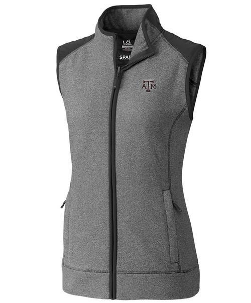 Cutter & Buck Women's Cedar Park Full-Zip Vest