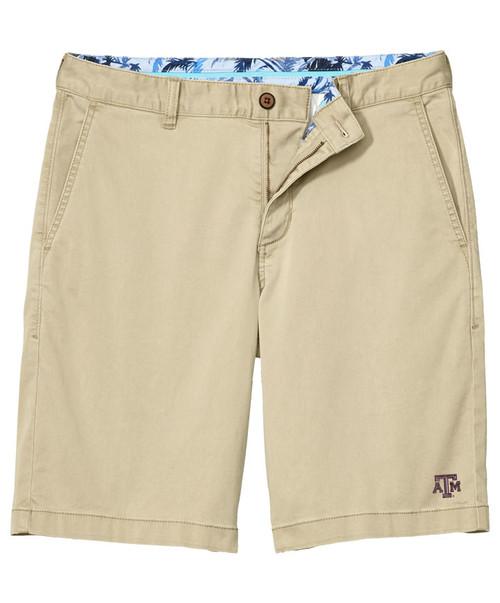 """Tommy Bahama Men's Khaki 10"""" Boracay Short"""