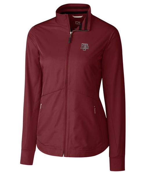 Nine Iron Long Sleeve Full Zip Jacket - Womens   Cutter & Buck