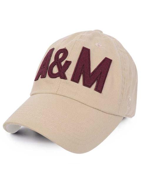 Top Of The World Men's District Letters Adjustable Cotton Cap