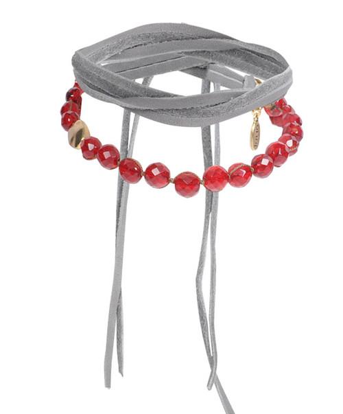 Julio Designs Women's Aesop Deer Bracelet