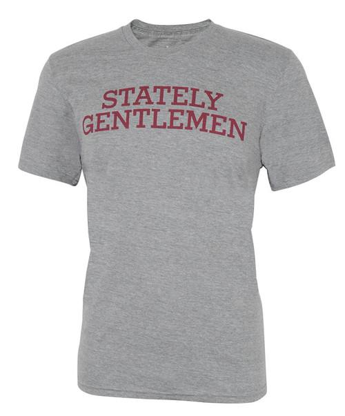 Stately Gentlemen Men's Tour of Texas Varsity Tee