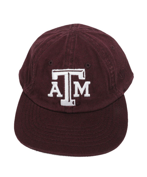 Top of the World Infant Maroon Lil Aggie Cap