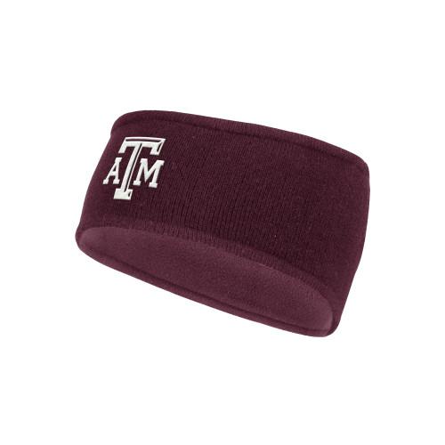 Texas A&M Aggies Adidas Men's Maroon Earband-1