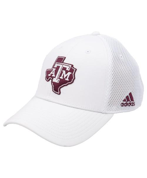 Texas A&M Aggies Adidas On-Field Men's Lonestar Adjustable Hat