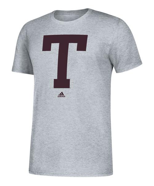 Texas A&M Aggies Adidas Men's Vault T Amplifier Short Sleeve Tee
