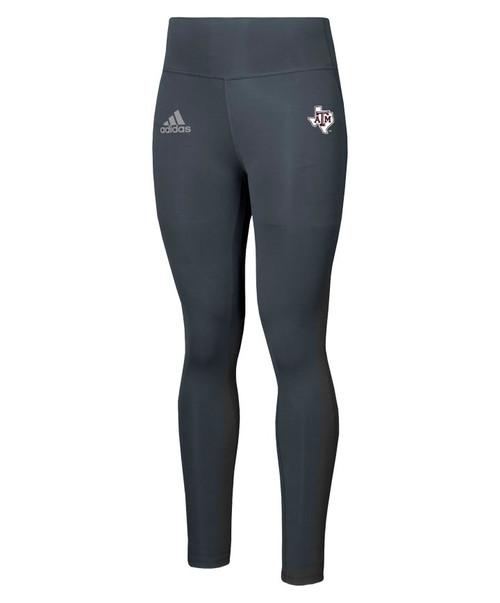Texas A&M Aggies Adidas Women's Believe This 7/8 Tight