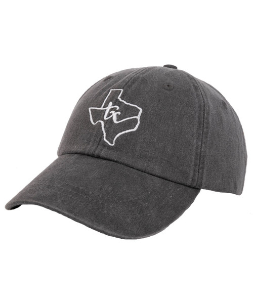 Kickoff Couture Women's Texas Outline Cap