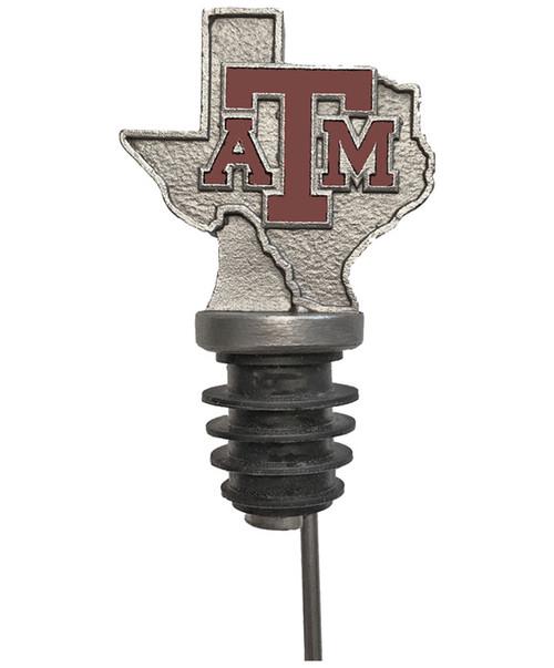 Texas A&M Aggies Spectrum Lonestar Wine Pourer