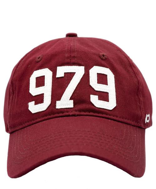 Codeword 979 CSTAT Maroon Adjustable Cap