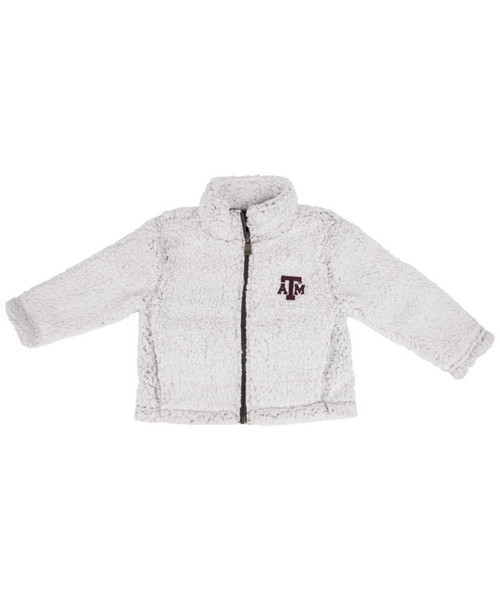 Adidas Toddler Boy's Time Honoured Teddy Full Zip Fleece Jacket