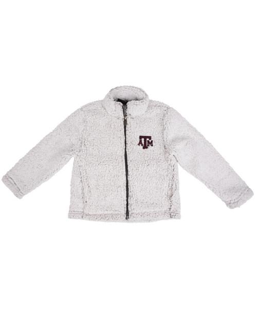 Adidas Youth Boy's Time Honoured Teddy Full Zip Fleece Jacket