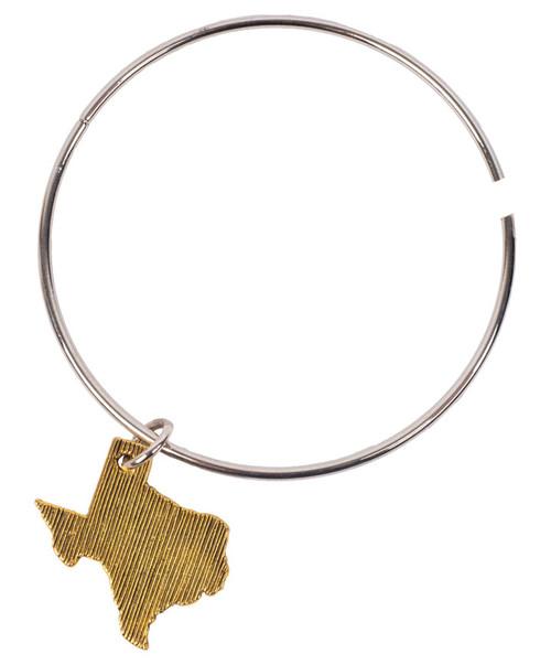 Women's Texas Bangle Bracelet