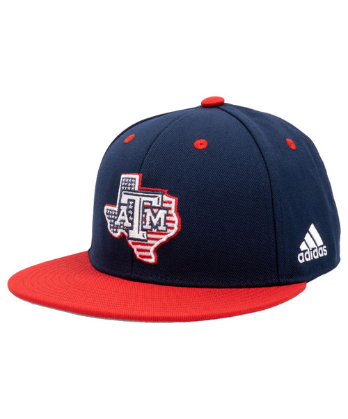 Adidas Men's USA On-Field Fitted Baseball Cap
