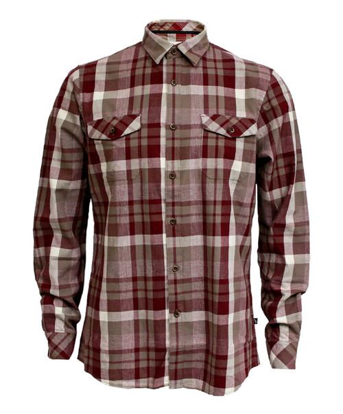 Civil Society Men's Charl Woven Long Sleeve Button Down Shirt