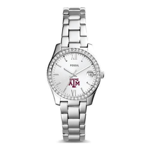 Fossil Women's Scarlette Mini Stainless Steel Watch
