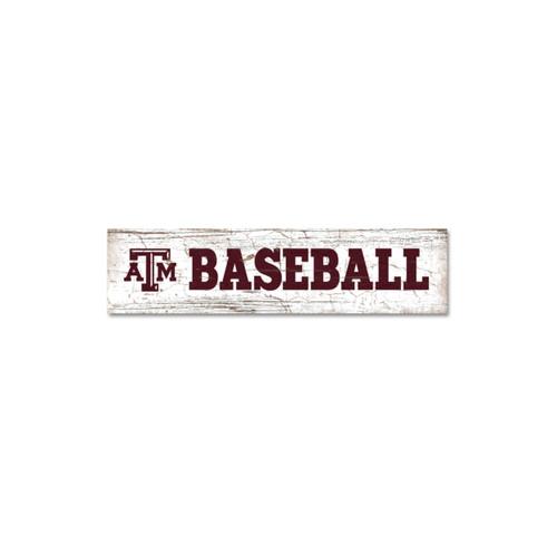 Legacy Baseball Plank Stick Magnet