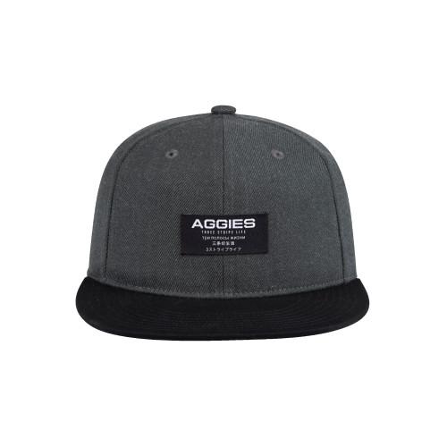 Adidas Men's Wool Flat Brim Cap